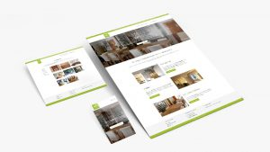 Site web de MC Design